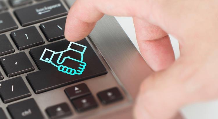 بازاریابی و همکاری در فروش فایل