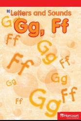 حروف و صداها Letters and Sounds حروف Gg.Ff