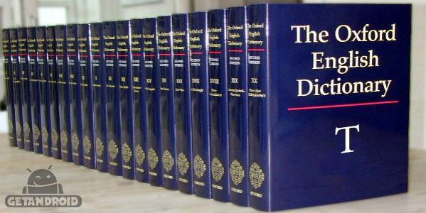 دانلود برنامه Oxford Dictionary دیکشنری کامل فارسی به انگلیسی