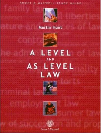 دانلود کتاب متون حقوقی مارتین هانت به زبان