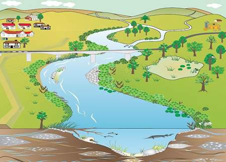دانلود پاورپوینت بررسی عوامل موثر در خودپالایی رودخانه
