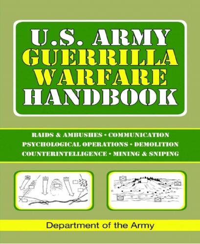 U.S. Army Guerrilla Warfare Handbook