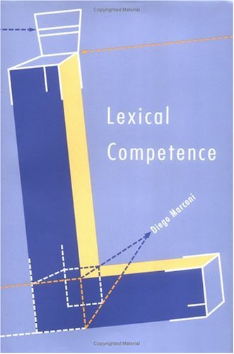 Lexical Competence (Language, Speech, and Communication)