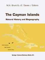 The Cayman Islands: Natural History and Biogeography