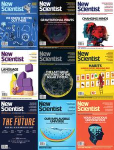 New Scientist 2016 Issues Collection