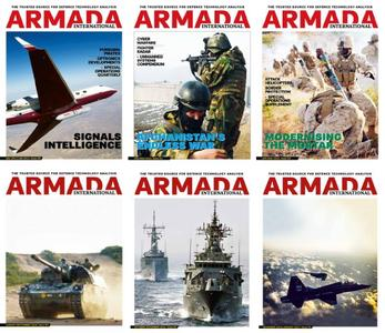Armada International - 2016 Full Year Issues Collection