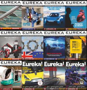 Eureka Magazine - 2016 Full Year Issues Collection