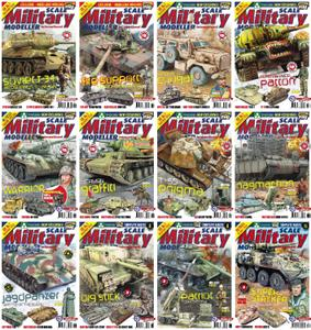 Scale Military Modeller International - 2016 Full Year Issues Collection