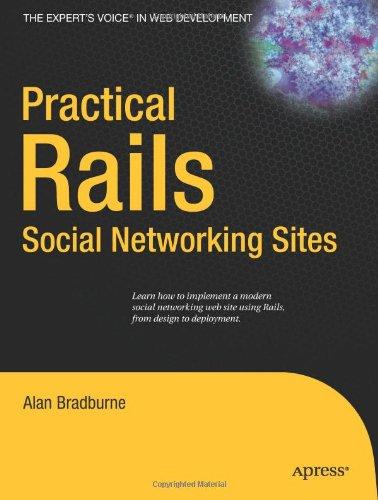 Practical Rails Social Networking Sites (Experts Voice)