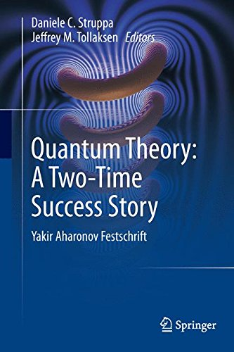 Quantum Theory: A Two-Time Success Story: Yakir Aharonov Festschrift