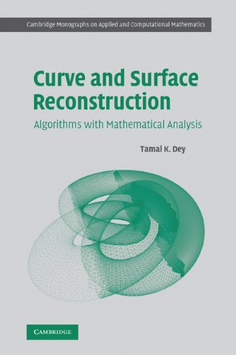Curve and surface reconstruction: Algorithms with mathematical analysis