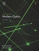 Encyclopedia of modern optics. V.1-5
