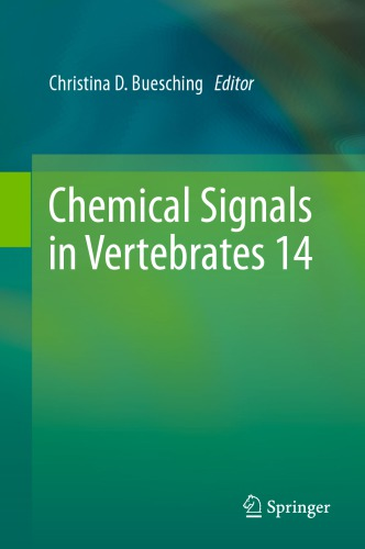 Chemical Signals in Vertebrates