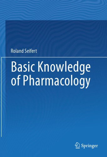 Basic Knowledge of Pharmacology