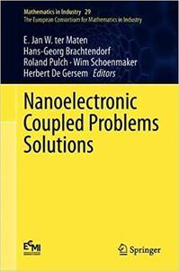 دانلود كتاب Nanoelectronic Coupled Problems Solutions