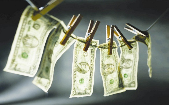 مقاله اماده پولشویی 48 صفحه فایل ورد آماده