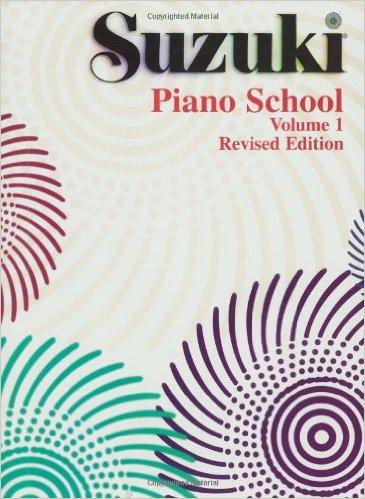 متد اموزشی پیانو جلد 1-- Suzuki Piano School: Vol 01