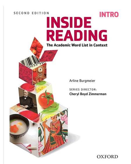 پی دی اف پاسخنامه کتاب INSIDE Reading Intro
