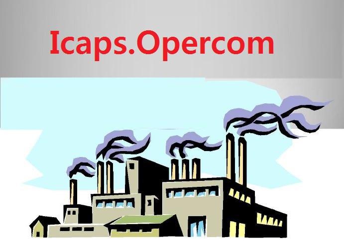 آموزش OPERCOM و ICAPS