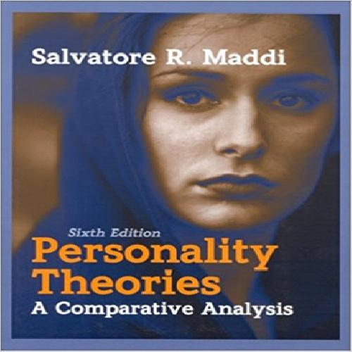 دانلود کتاب نظریه  های شخصیت مدی Salvatore R. Maddi