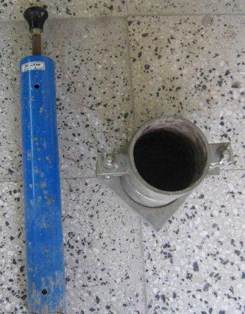 گزارش کار مکانیک خاک آزمایش تراکم