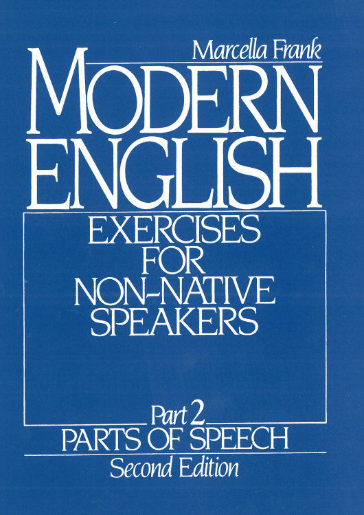 جواب تمارین کتاب Modern English-Exercises for Non-Native Speakers-Part