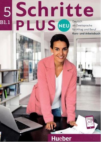 کتاب آموزش زبان آلمانی Schritte plus neu B1.1 به همراه فایل های صوتی کتاب