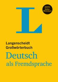 نرم افزار اندروید دیکشنری آلمانی به آلمانی لانگنشایت برای خارجی زبان ها ( Langenscheidt Großwörterbuch Deutsch als Fremdsprache )
