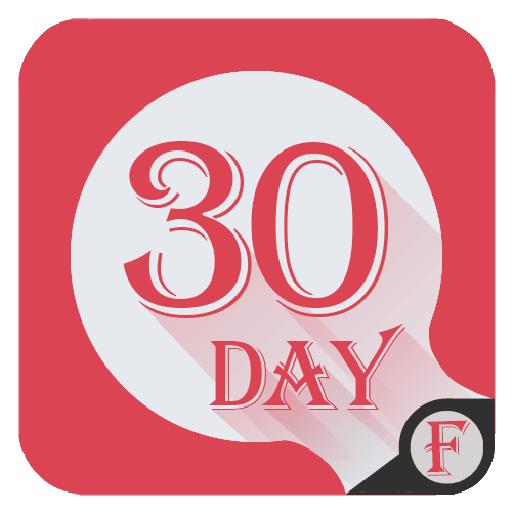 اپلیکیشن کم کردن وزن در 30 روز به زبان فارسی