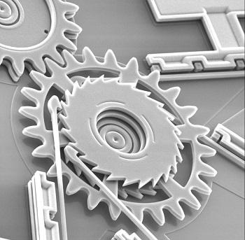 پاورپوینت کامل و جامع با عنوان سیستم های میکروالکترومکانیکی (MEMS) در 107 اسلاید