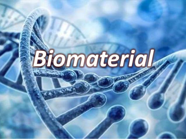 پاورپوینت کامل و جامع با عنوان بیومتریال یا زیست ماده  در 23 اسلاید