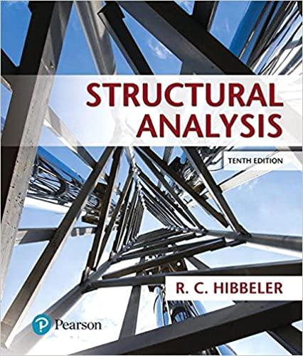 حل مسائل تحلیل سازه های راسل هیبلر به صورت PDF و به زبان انگلیسی در 553 صفحه