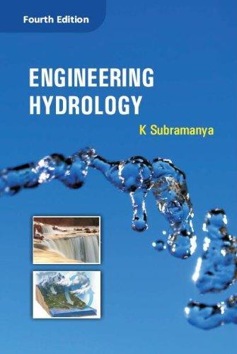 حل مسائل هیدرولوژی مهندسی سوبرامانیا به صورت PDF و به زبان انگلیسی در 162 صفحه