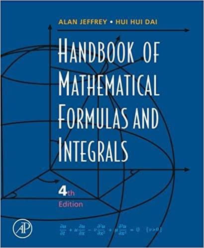 فایل کامل شامل فرمول های ریاضی و فرمول های انتگرال گیری آلن جفری به صورت PDF و به زبان انگلیسی در 585 صفحه