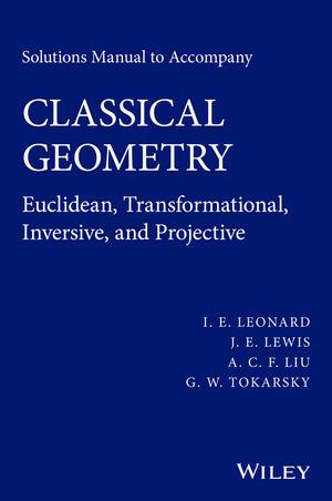 حل مسائل هندسه کلاسیک لئونارد و لویس و لیو به صورت PDF و به زبان انگلیسی در 172 صفحه
