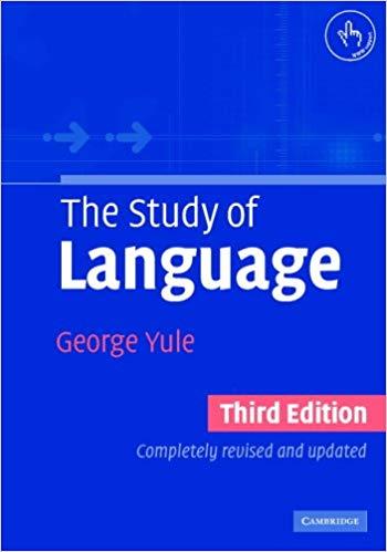 پاورپوینت کامل و جامع با عنوان کلیات زبان شناسی انگلیسی 1 (The Study Of Language) رشته مترجمی زبان انگلیسی در 189 اسلاید