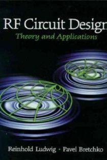 حل مسائل طراحی مدارهای RF، تئوری و کاربردهای راینهولد لودویگ به صورت PDF و به زبان انگلیسی در 173 صفحه