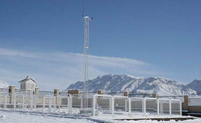 دانلود پاورپوینت آشنائی با تجهیزات ایستگاه هواشناسی