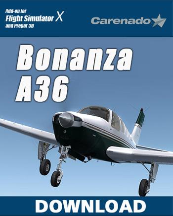 Carenado - A36 Bonanza