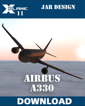 Xplane 11 JarDesign A330