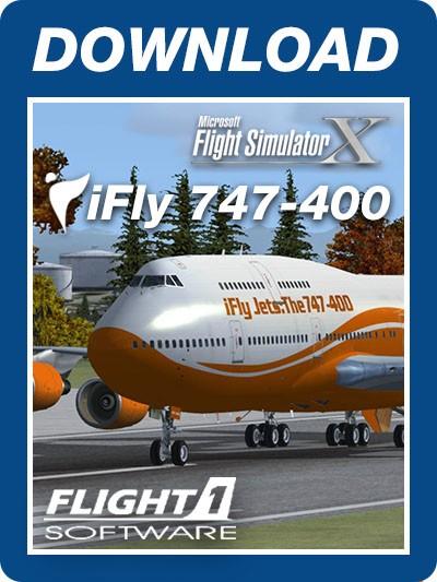 iFly 747-400