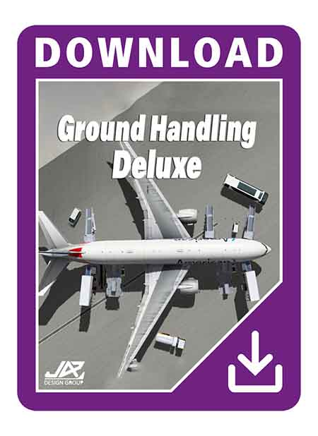 خدمات فرودگاهی Ground Handling Deluxe