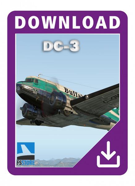 VSKYLABS DC-3