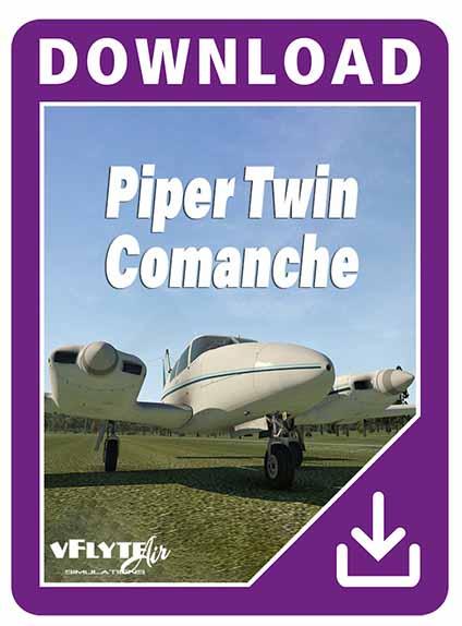 Piper Twin Comanche