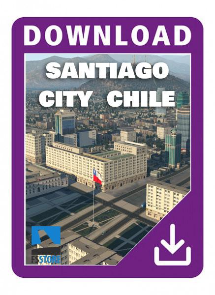 SCTB Tobalaba & Santiago City, Chile