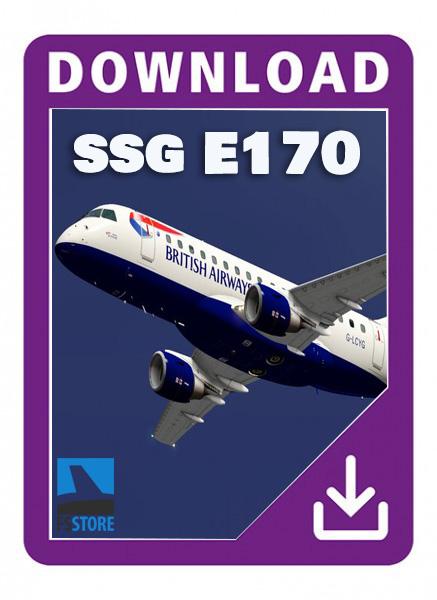SSG E-Jets 170 Evolution