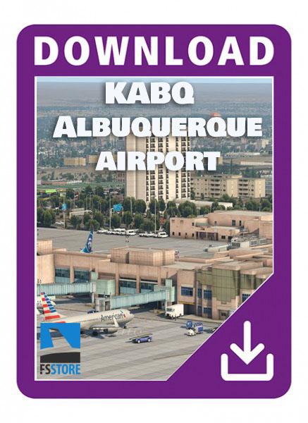 KABQ - Albuquerque International Sunport