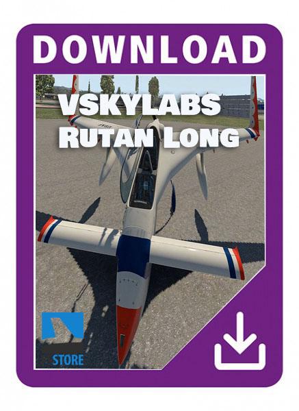 VSKYLABS Rutan Long-EZ Project