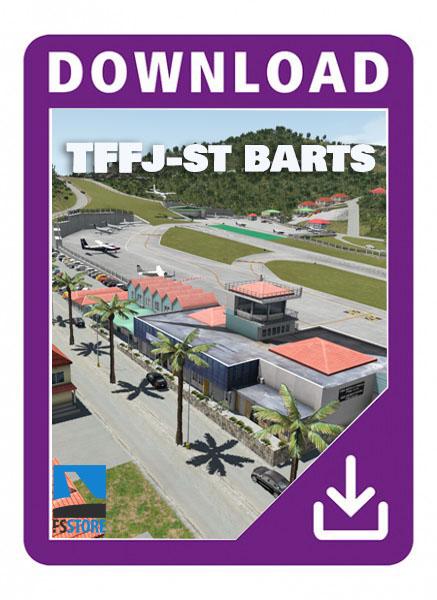 TFFJ - St Barts