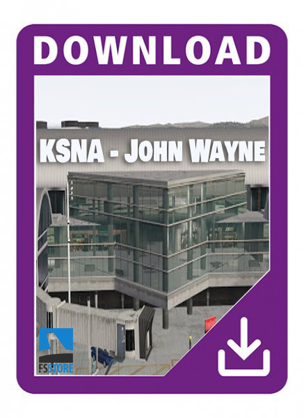 KSNA - John Wayne International